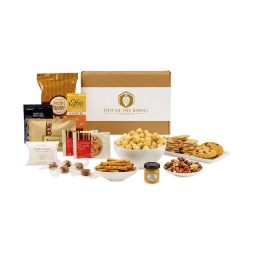 Artisan Gourmet Gift Box - Large - Kraft