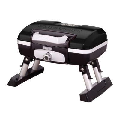 Cuisinart® Petite Gourmet Portable Gas Grill - Black