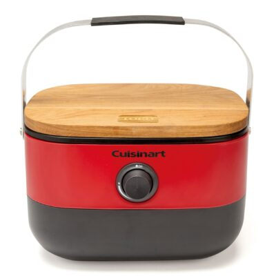 Cuisinart® Venture Portable Gas Grill - Red