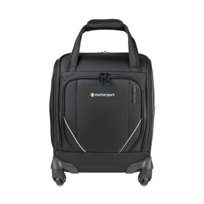 American Tourister® Zoom Turbo Spinner Underseat Carry-On - Black