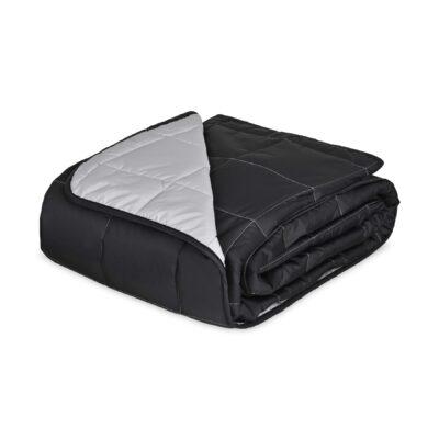 Backcountry Insulated Blanket - Black-Dark Grey