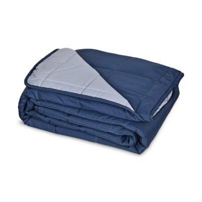Backcountry Insulated Blanket - Navy and Tradewinds