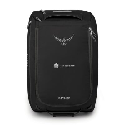 Osprey® Daylite®Carry-On Wheeled Duffel 40 - Black