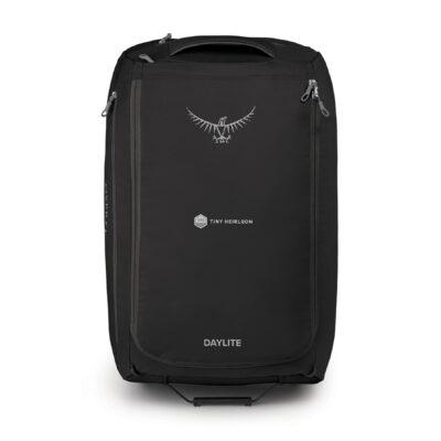 Osprey® Daylite®Wheeled Duffel 85 - Black