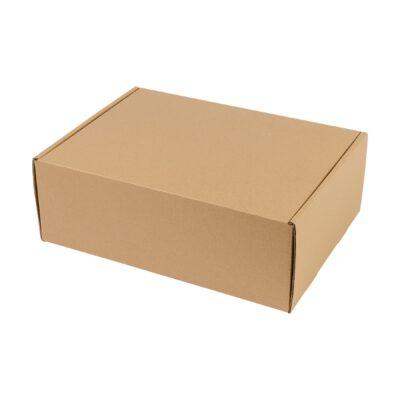 Large Box Mailer - Brown