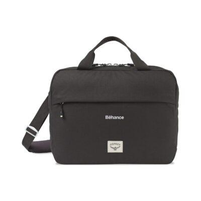 Osprey® Arcane Briefcase - Stonewash Black