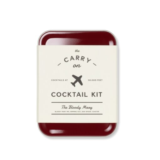 W&P Bloody Mary Craft Cocktail Kit - Burgundy
