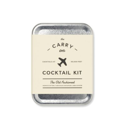 W&P Old Fashioned Craft Cocktail Kit - Stainless Steel